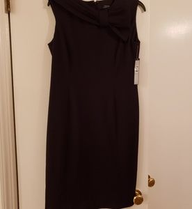 Black sheath dress New with tags